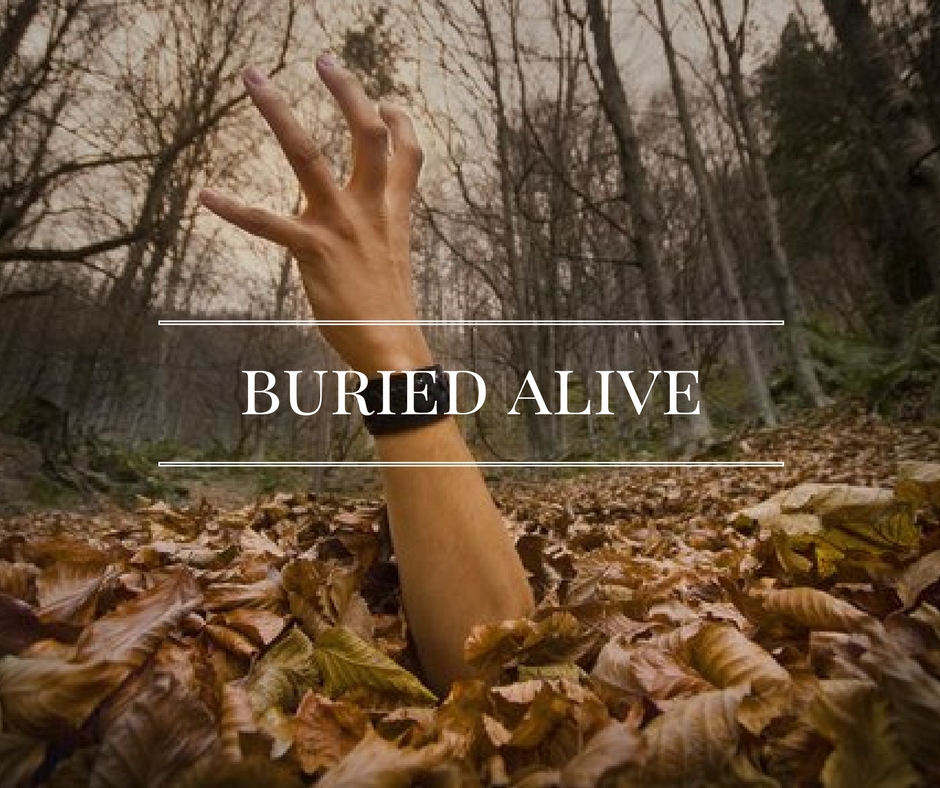 buried alive Discover the real story of the notorious author, starring denis o'hare as edgar allan poe this new documentary explores the misrepresentations of poe and reveals.